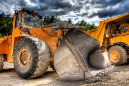 Maszyny budowlane i inne